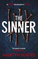 Waites, M: The Sinner