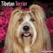 Tibetan Terrier Calendar 2018