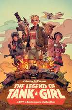 Tank Girl 30th Anniversary Collection