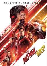 Ant-Man and the Wasp: The Official Movie Special
