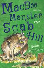 MacBoo and the Monster of Scab Hill