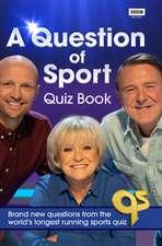 Question of Sport Quiz Book