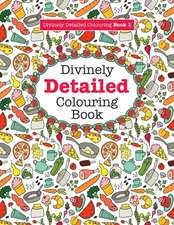 Divinely Detailed Colouring Book 1