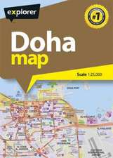 Explorer City Map Doha