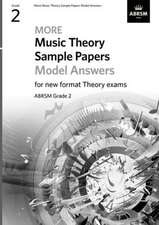 More Music Theory Sample Papers Model Answers, ABRSM Grade 2