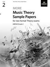 More Music Theory Sample Papers, ABRSM Grade 2