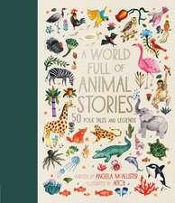 A World Full of Animal Stories UK