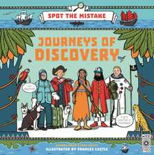 Spot the Mistake: Journeys of Discovery
