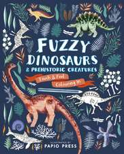 Fuzzy Dinosaurs and Prehistoric Creatures