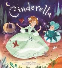 Pirotta, A: Storytime Classics: Cinderella