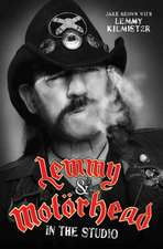 Lemmy and Motorhead