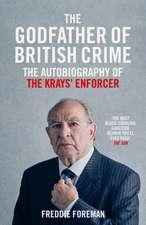 GODFATHER OF BRITISH CRIME