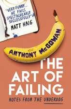 The Art of Failing