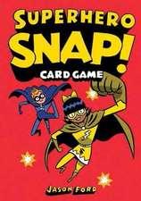 Superhero Snap!: Card Game