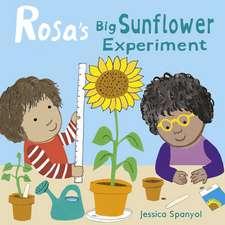 Rosa's Big Sunflower Experiment