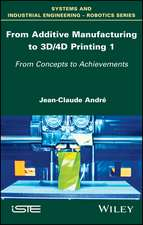 From Additive Manufacturing to 3D/4D Printing 1: From Concepts to Achievements