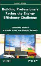 Building Professionals Facing the Energy Efficiency Challenge