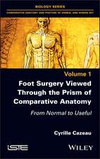 Foot Surgery Viewed Through the Prism of Comparative Anatomy: From Normal to Useful