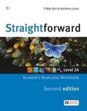 Straightforward split edition Level 2 Student's Book Pack A