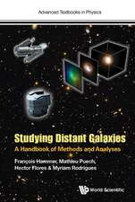 Studying Distant Galaxies:  A Handbook of Methods and Analyses