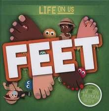 Twiddy, R: Feet
