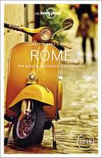 Lonely Planet: Best of Rome 2019