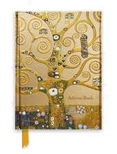 Klimt: Tree of Life (Address Book)