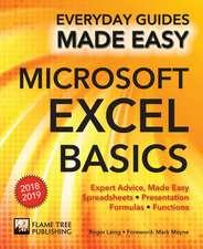 Microsoft Excel Basics (2018 Edition)