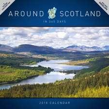 Around Scotland in 365 Days W