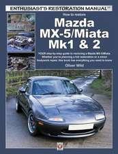 Mazda MX-5/Miata Mk1 & 2