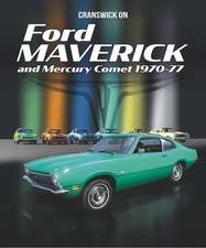 Cranswick on Ford Maverick and Mercury Comet 1970-77
