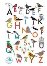 I Like Birds: An Alphabet of Birds Address Book