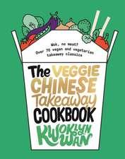 VEGGIE CHINESE TAKEAWAY COOKBOOK