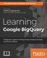 Learning Google Bigquery