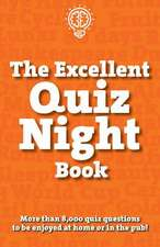 QUIZ NIGHT BOOK THE ULTIMATE