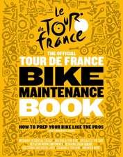 Tour de France Bike Maintenance Book