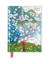 Wilhelm List Magnolia pocket diary 2019