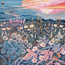 Annie Soudain Wall Calendar 2020 (Art Calendar)