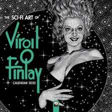 The Sci-Fi Art of Virgil Finlay Wall Calendar 2020 (Art Calendar)
