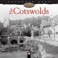 The Cotswolds Heritage Wall Calendar 2020 (Art Calendar)