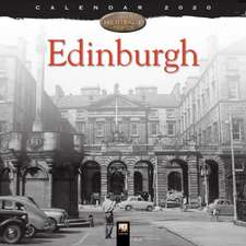 Edinburgh Heritage Wall Calendar 2020 (Art Calendar)