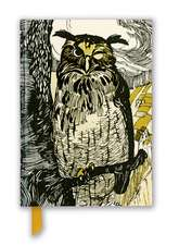 Grimm's Fairy Tales: Winking Owl (Foiled Blank Journal)