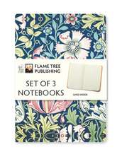 William Morris Mini Notebook Collection