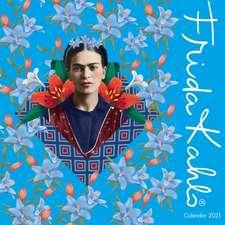 Frida Kahlo Wall Calendar 2021 (Art Calendar)