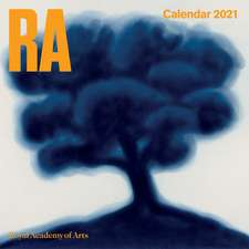 Royal Academy of Arts Wall Calendar 2021 (Art Calendar)