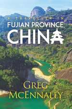 Traveller in Fujian Province, China