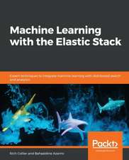 Machine Learning with the Elastic Stack