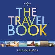 The Travel Book Calendar 2020
