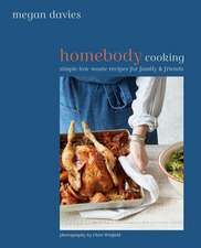 Homebody Cooking