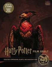 Harry Potter: The Film Vault - Volume 5: Creature Companions, Plants, and Shape-Shifters